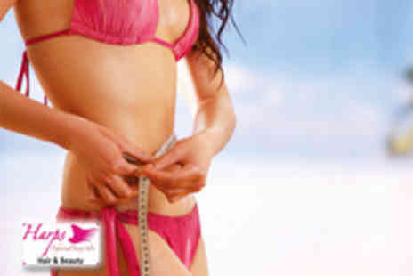 Harps Professional Beauty Salon - Three 30 min sessions of 3D lipo - Save 64%