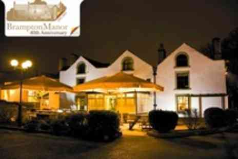 Brampton Manor - Party Package with Venue Hire, Disco and Welcome Drinks For Up to 100 Guests - Save 25%