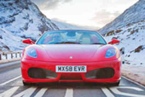 Exhilarate Scotland - Two Hour Supercar Driving Experience - Save 76%