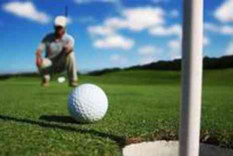 Kent & amp Surrey Golf Club - A round of golf for two - Save 74%