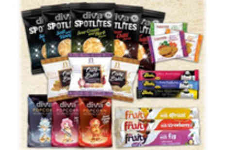 The Mood Food Company - Feeling guilty for snacking during the dayTreat yourself to a Noughty Nibbles Guilt Free Snack pack - Save 55%