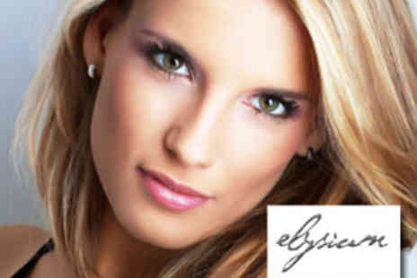 Elysium - 1/2 Head Highlights (or Semi-permanent Colour) plus Cut & Blowdry - Save 60%