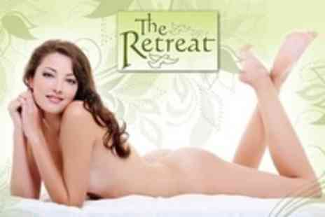 The Retreat - Six IPL Hair Removal Sessions on Choice of Areas - Save 91%
