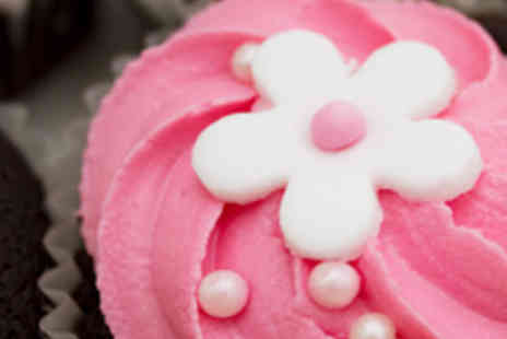 Fun Classes - Cupcake Decorating Workshop with Afternoon Tea - Save 51%