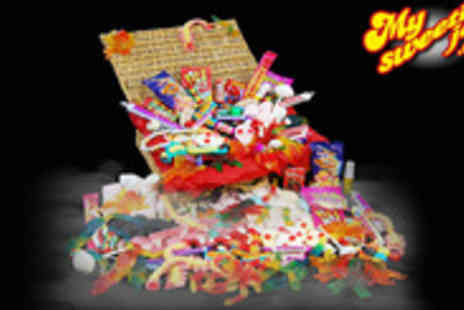 My Sweetie Jar - Deluxe Halloween Sweeties Hamper - Save 50%
