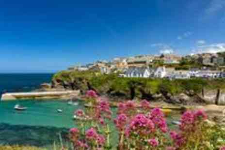 The Slipway Hotel - Two night North Cornwall stay for two including breakfas- Save 51%