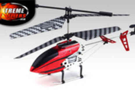 Extreme Fliers - Robocopter GST Special Edition remote controlled helicopter - Save 51%