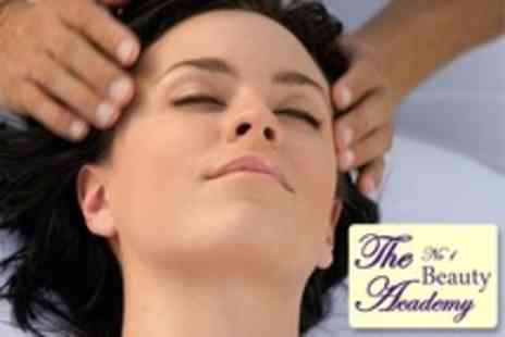 The No1 Beauty Academy - Indian Head Massage Course - Save 76%