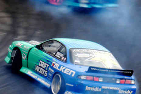 Allstars Driving Academy - Two Hour Car Drifting Course - Save 65%