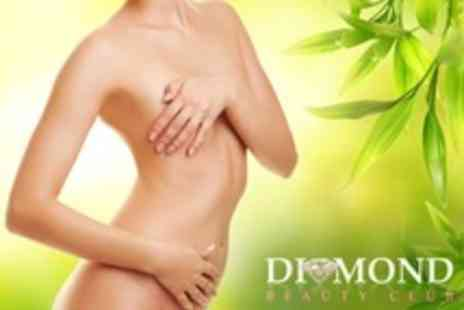 Diamond Hair & Beauty - Laser Lipolysis With Three Sessions - Save 88%