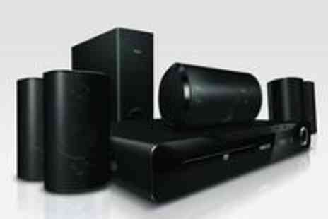 EIC Direct - Philips Immersive Sound Home Cinema System - Save 50%