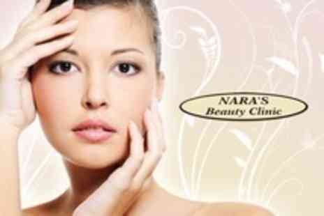 Naras Beauty Clinic - Three Diamond Microdermabrasion Sessions - Save 78%