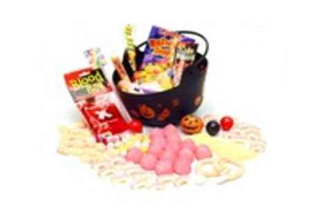 Lulus Sweets - Spooky Halloween Cauldron Full of Classic Retro Sweets - Save 58%