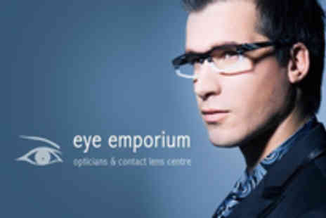 Eye Emporium Opticians - An eye opening prescription glasses or sunglasses - Save 69%