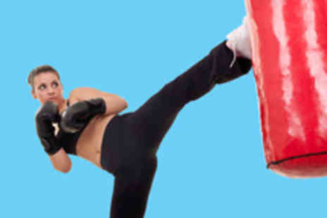 Paradigm - Seven ladies only 45 minute kickboxing classes - Save 82%
