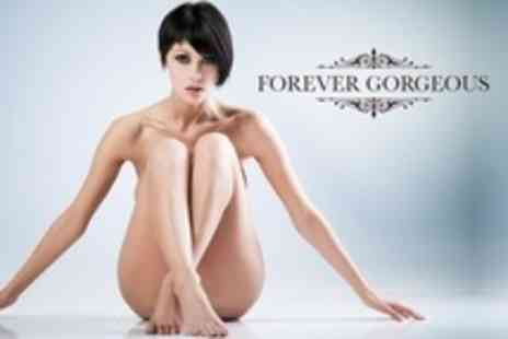 Forever Gorgeous - Choice of Three Beauty Treatments Including Full Body Scrub and Bondi Bronze Spray Tan - Save 68%