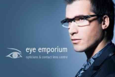 Eye Emporium Opticians - An eye opening glasses or sunglasses from - Save 69%