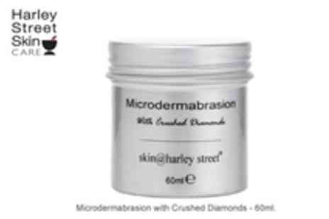 Harley Street Clinic - Give your skin some sparkle Microdermabrasion with crushed diamonds - Save 40%
