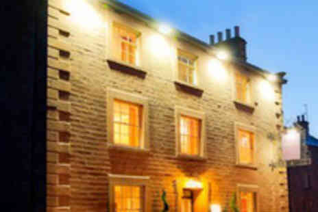 The Castle Inn Hotel - Overnight Stay for Two People in Vintage Boutique Room - Save 50%