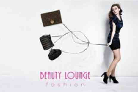 Beauty Lounge - Voucher Towards Clothing and Accessories - Save 50%