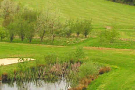 The Kent and Surrey Golf Club - 18 Holes of Golf with Refreshments for Two - Save 65%