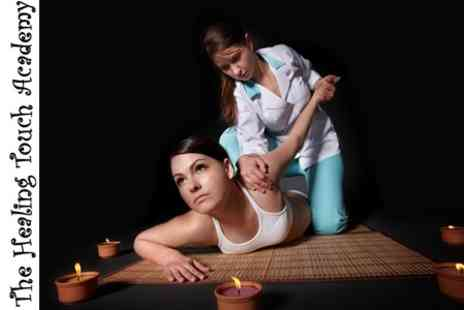 Healing Touch Academy - 75 Minute Aromatherapy Massage Experience - Save 67%
