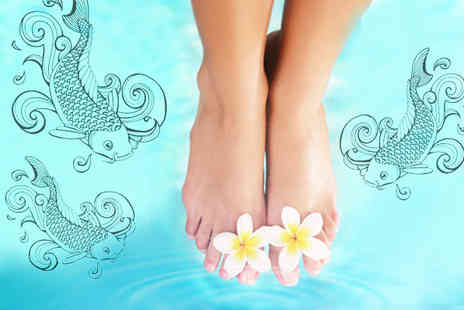 Avant Garde - 30 minute fish pedicure with a friend - Save 70%