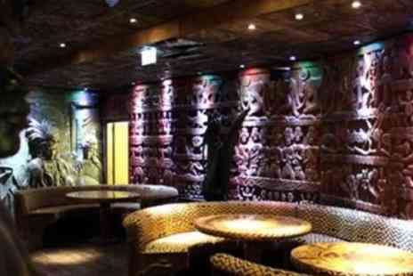 Shaka Zulu - £20 for £40 of superb African inspired cuisine - Save 50%