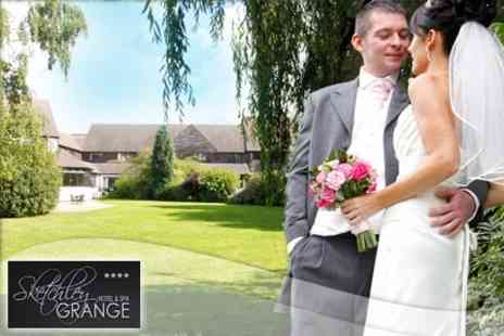Sketchley Grange Hotel and Spa - Wedding Package - Save 60%