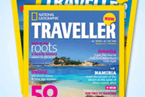 National Geographic Traveller - Subscription to National Geographic Traveller - Save 52%