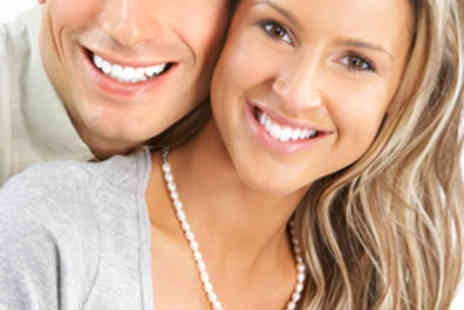 Bright White Smiles - One Hour Laser Teeth Whitening Treatment - Save 68%