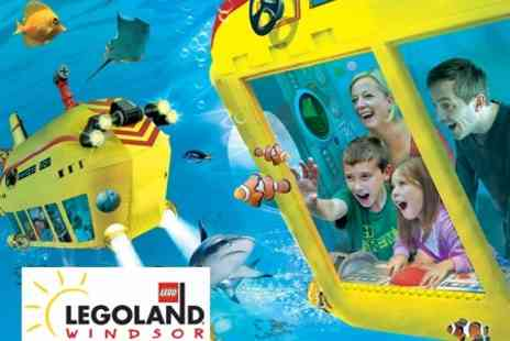 LEGOLAND Windsor - Child Ticket - Save 50%