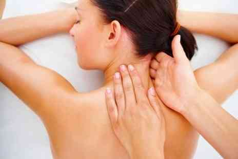 Massage at Work - £10 instead of £45 for a 45-minute seated massage at work - save 78%