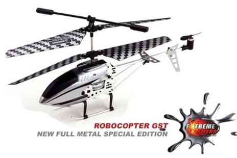 Extreme Fliers - Robocopter GST Special Edition - Save 53%