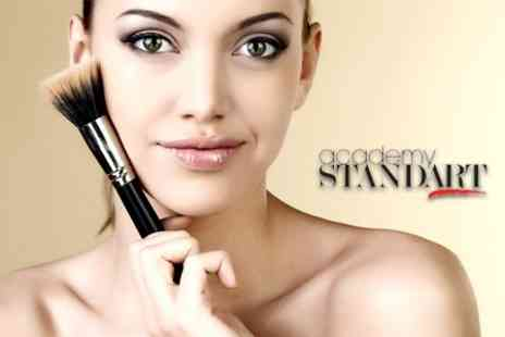 Academy Standart Ltd - ThreeHour Make-Up Course - Save 63%