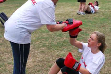 Rumble in the Park - Ten Boxing for Fitness Boot Camp Sessions - Save 81%