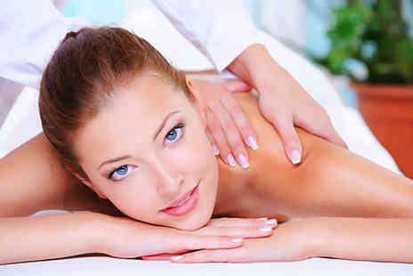 Aquarius Spa - Choice of relaxing massage and facial packages - Save 87%