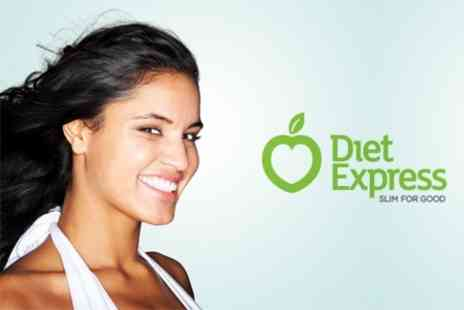 Diet Express - Health in a Box and Six Month Online Diet Programme - Save 71%