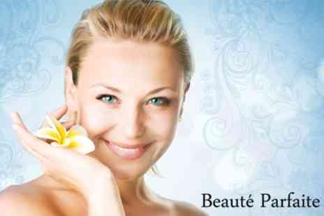 Beaute Parfaite - Three Crystal Clear Microdermabrasion Sessions - Save 66%