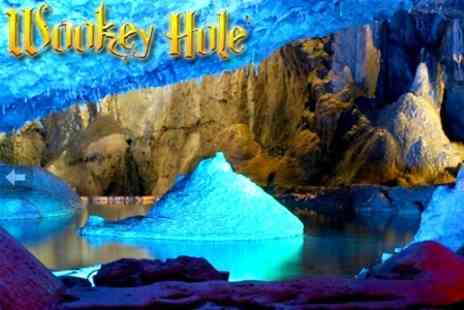 Wookey Hole Caves - Wookey Hole Caves One Day Family Pass - Save 51%