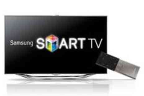 RLR distribution - Samsung 55 UE55ES8000 LED backlit LCD Smart TV with full HD and 3D function - Save 17%