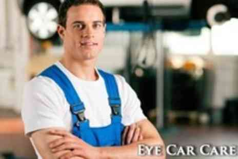 Eye Car Care - 68 Point Car Service With Oil and Filter Change - Save 54%