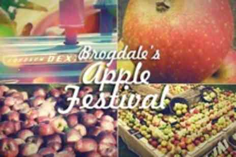Brogdale Apple Festival - Family Ticket Apple Festival - Save 50%