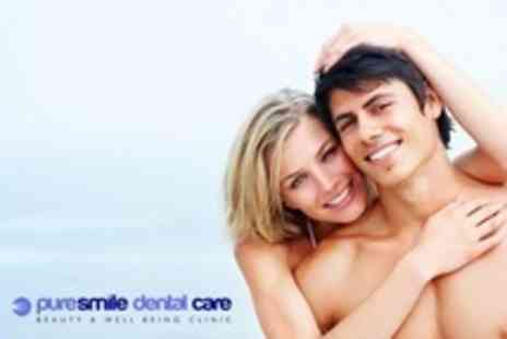 Puresmile Dental Care - Inman Aligner or Clear Braces For Top or Bottom Teeth - Save 55%
