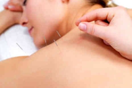 Herbal Inn - Hour Long Massage and Acupuncture Treatment - Save 63%
