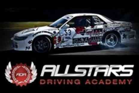 Allstars Driving Academy - Two Hour Drift Racing Introduction - Save 65%