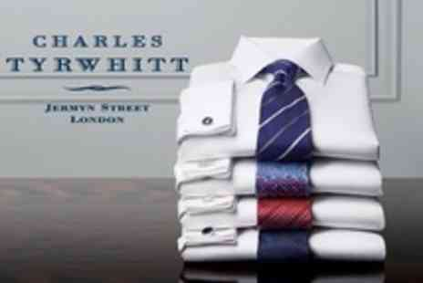 Charles Tyrwhitt - Mens Shirts, Suits and Casual Attire - Save 52%