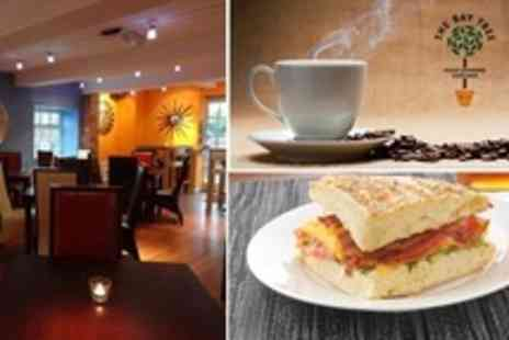 The Bay Tree - Breakfast Focaccia With Drinks For Two - Save 61%