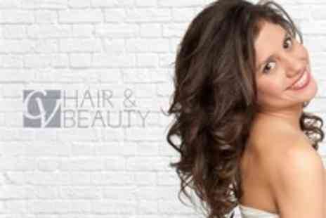 CV Hair and Beauty - Cut, Conditioning Treatment and Blow Dry - Save 68%
