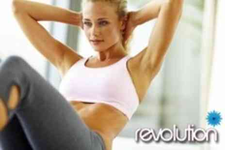 Revolution - Ten Womens Gym Passes With Access To Classes - Save 80%